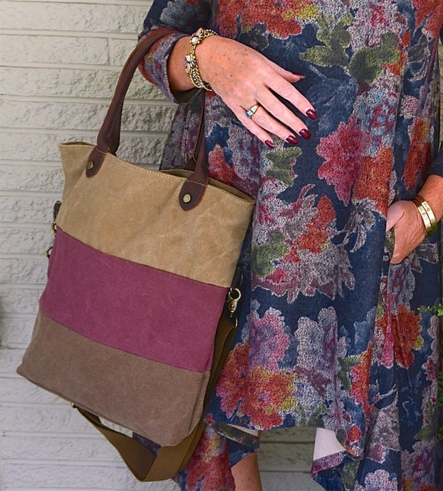 50 IS NOT OLD | HIGH/LOW DRESS FOR FALL