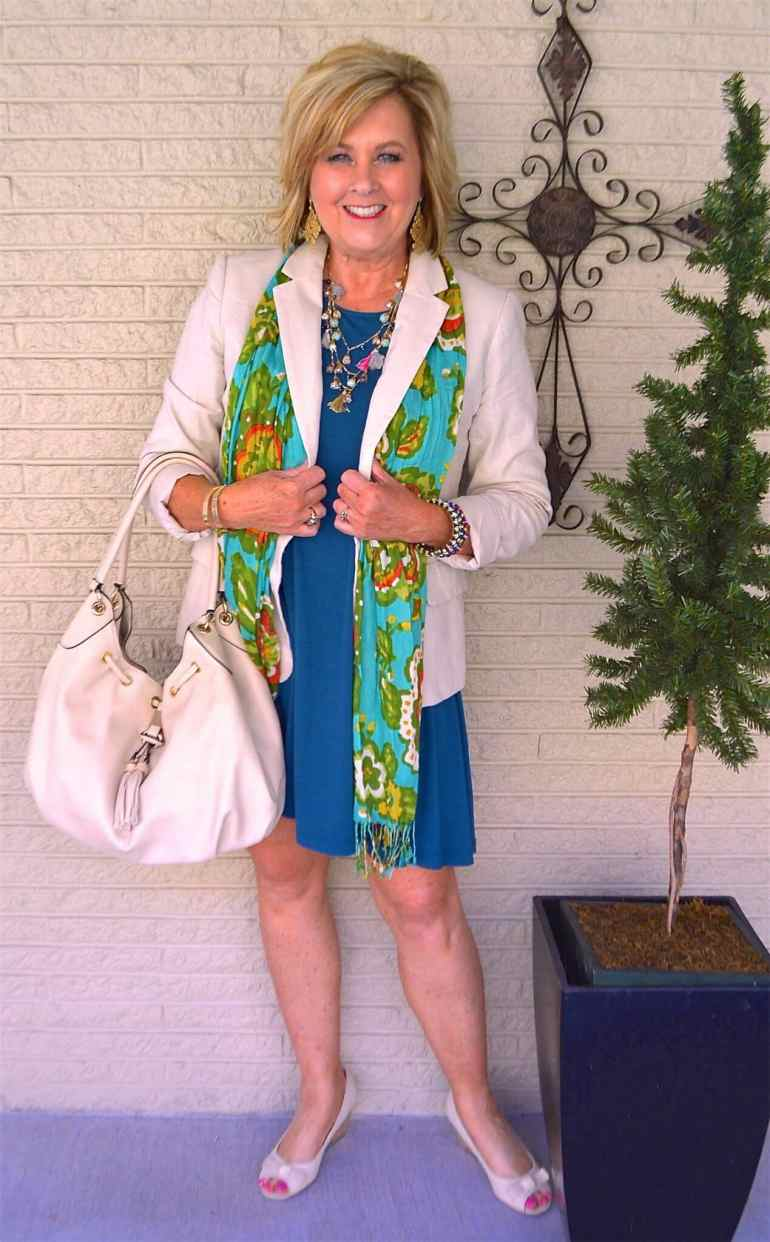 50 IS NOT OLD   HOW TO STYLE A DRESS SERIES, PART 4