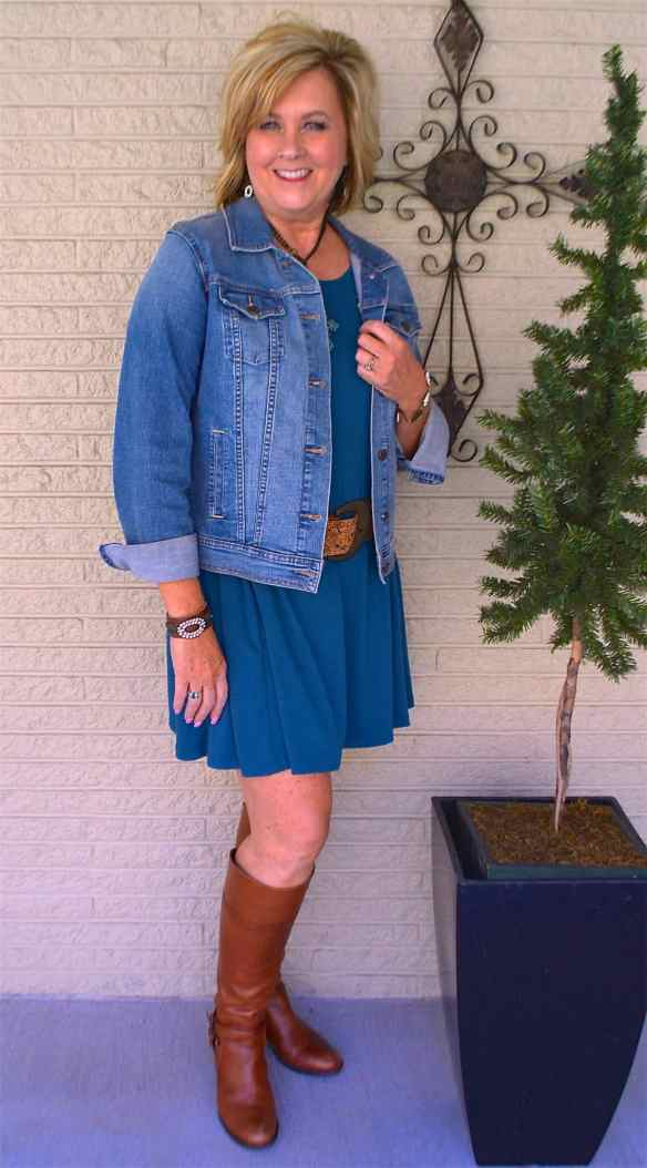 50 IS NOT OLD | HOW TO STYLE A DRESS SERIES, PART 5