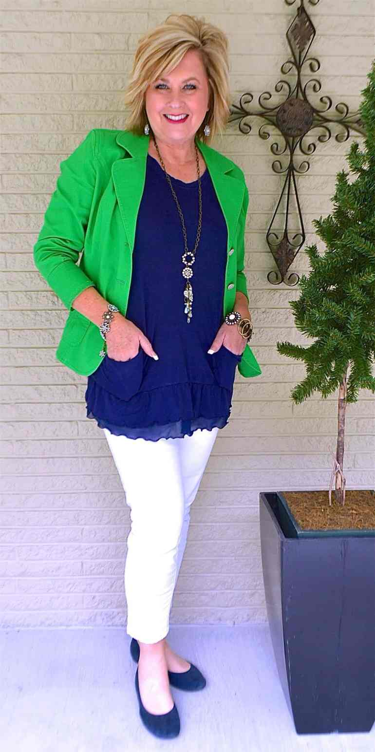 50 IS NOT OLD | GREEN WITH ENVY