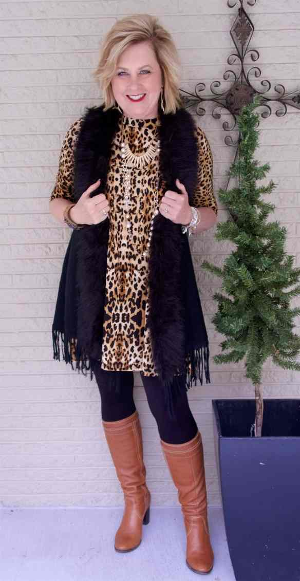 50 IS NOT OLD | LEOPARD, CHEETAH, AND FUR. OH MY!