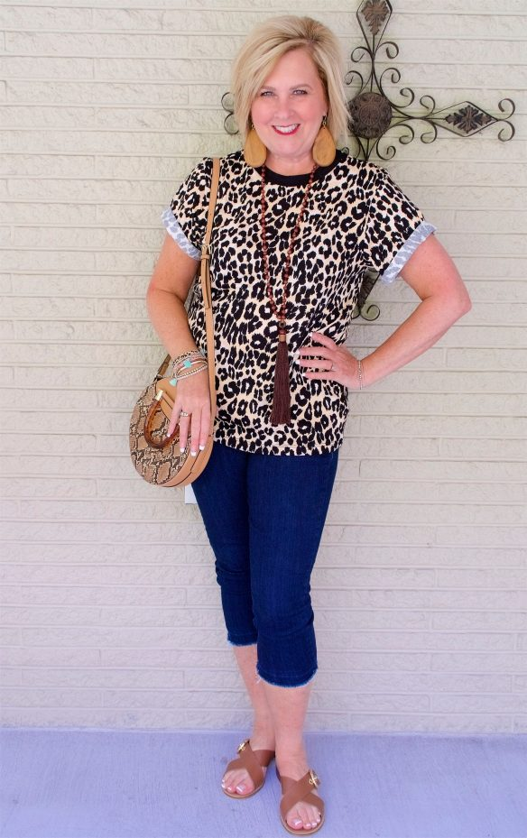 50 IS NOT OLD   LEOPARD AND SNAKE SKIN PRINTS   FASHION OVER 40