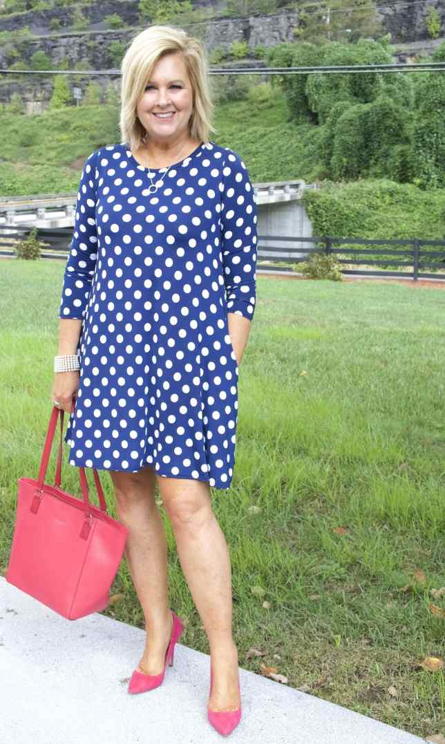 50 IS NOT OLD | HOW TO ACCESSORIZE WITH A POP OF COLOR | FASHION OVER 40