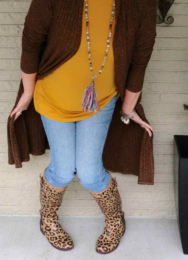 50 IS NOT OLD | HOW TO WEAR RAINBOOTS IN THE WINTER | FASHION OVER 40