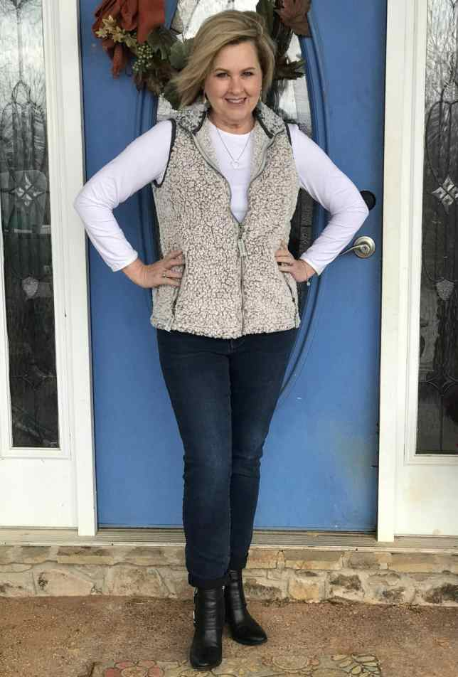 50 IS NOT OLD | COZY, FUZZY, AND STYLISH | FASHION OVER 40
