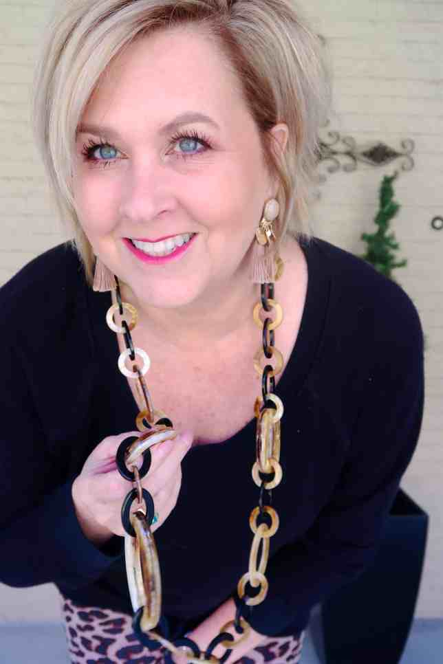 50 IS NOT OLD | IS LEOPARD PRINT STILL IN STYLE | FASHION OVER 40