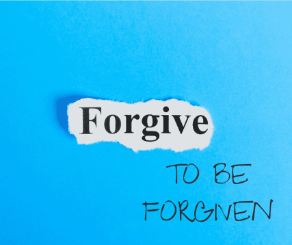 50 IS NOT OLD | FORGIVE TO BE FORGIVEN