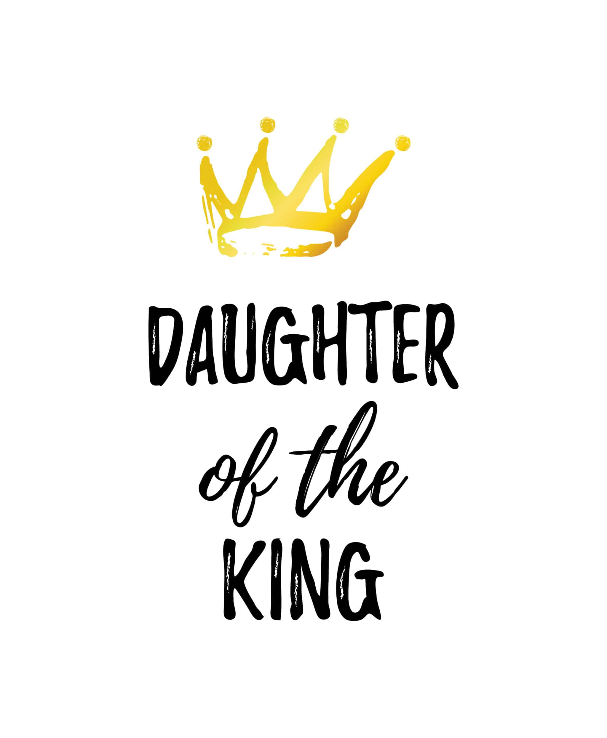 The Dole of the King's Daughter