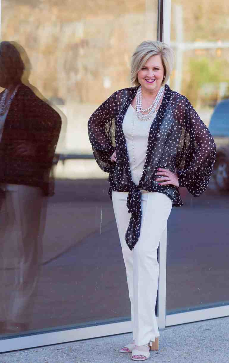 50 IS NOT OLD | HOW TO DRESS BOHO CHIC | FASHION OVER 40