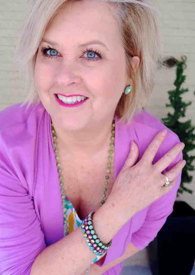50 IS NOT OLD | BUY WHAT YOU LIKE TO GET A COORDINATED WARDROBE | FASHION OVER 40