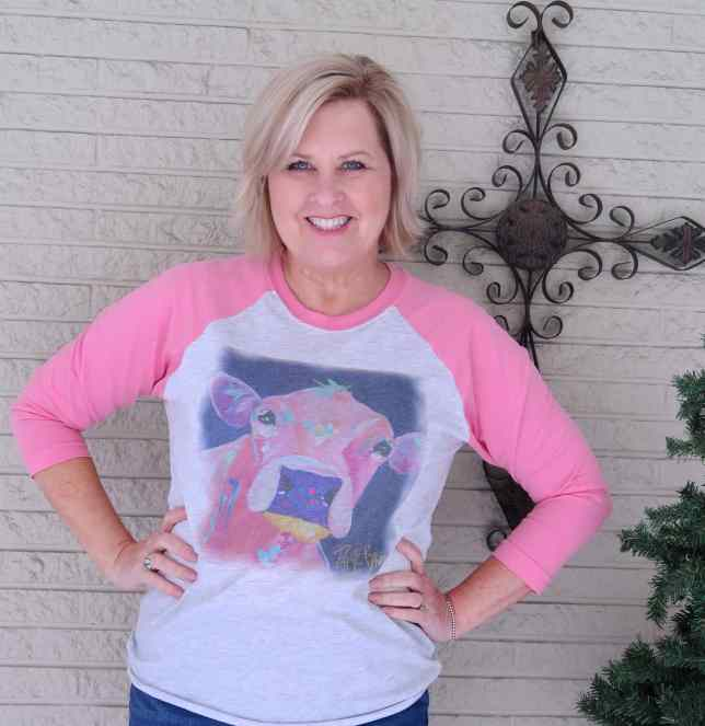 50 IS NOT OLD | CASUAL OUTFIT SATURDAY | FASHION OVER 40