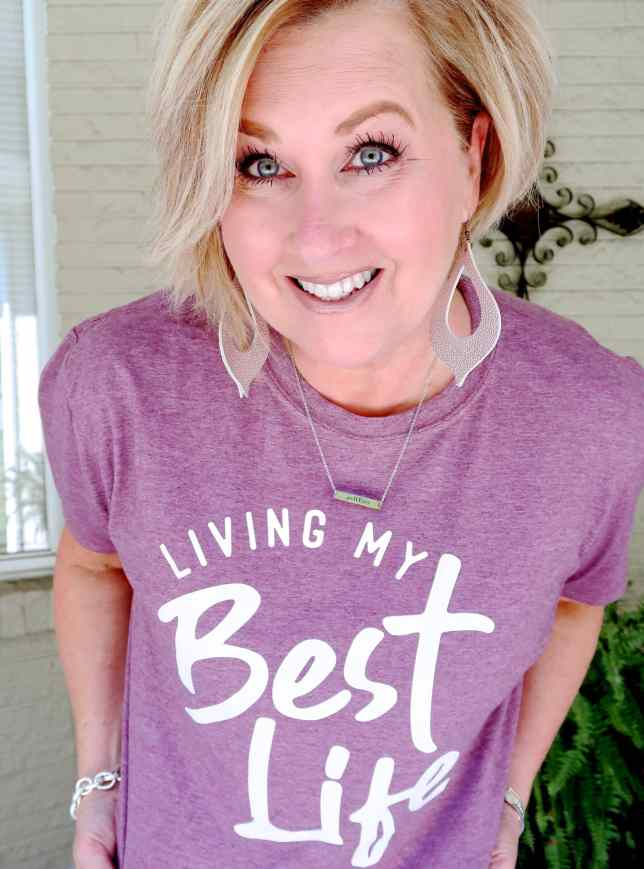 50 IS NOT OLD | LIVING MY BEST LIFE | FASHION OVER 40
