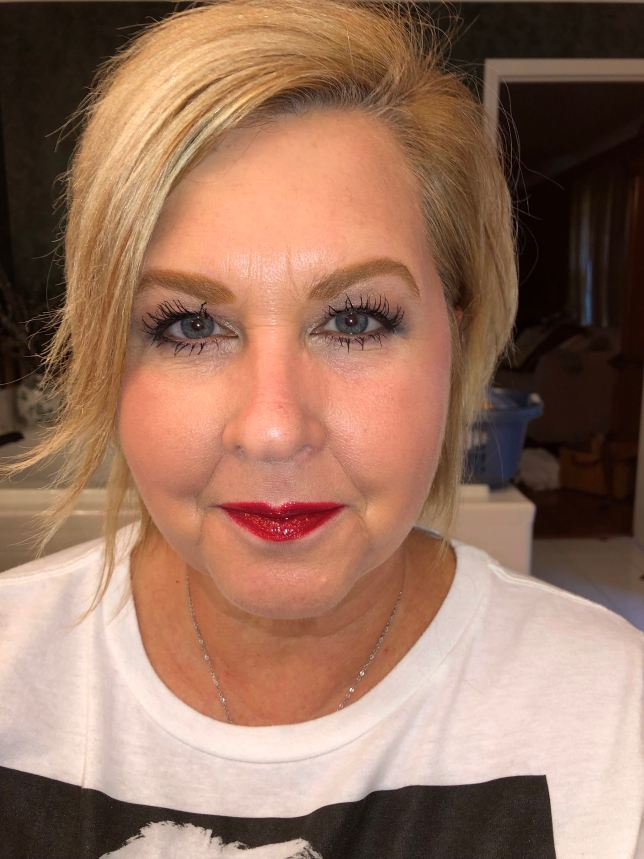 50 IS NOT OLD | HOW TO GET THE PERFECT RED LIP THAT WILL LAST | FASHION OVER 40