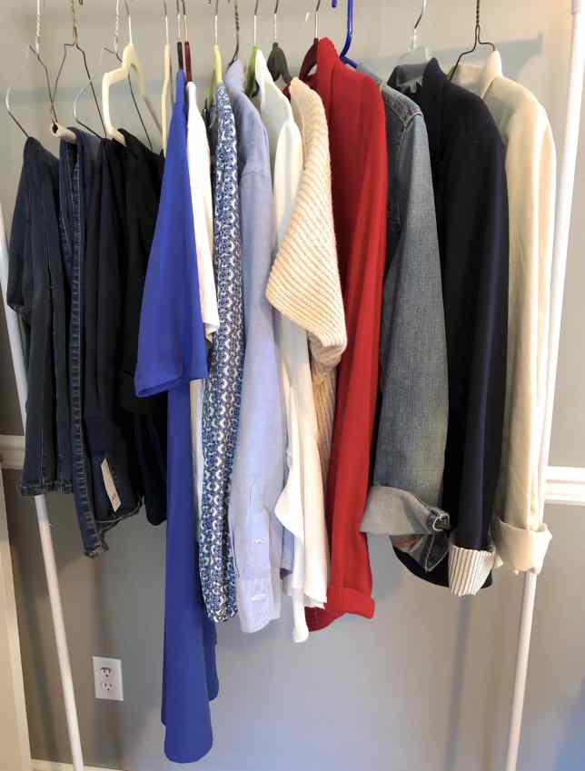 50 IS NOT OLD | ITEMS IN A CAPSULE WARDROBE | FASHION OVER 40