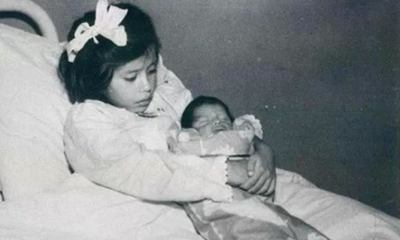 This image shows how The Story Of Five-Year-Old Lina Medina, The Youngest Mother In The World the story of five-year-old youngest mother in the world - lina medina in bed 768x512 1 - The Story Of Five-Year-Old Youngest Mother In The World