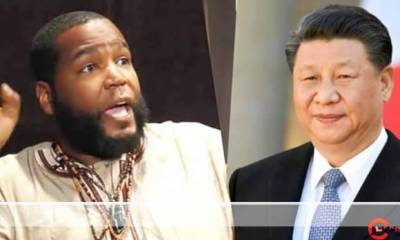 American Doctor That Exposed China china - FB IMG 1587848535369 - American Doctor exposes the secret plans of china to Colonise and takeover Africa