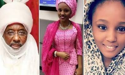Former Emir of Kano, Sanusi Welcomes Baby Girl With 4th Wife - 28C1396F 3B69 4C89 A9B1 300CCBB80794 - Former Emir of Kano, Sanusi Welcomes Baby Girl With 4th Wife