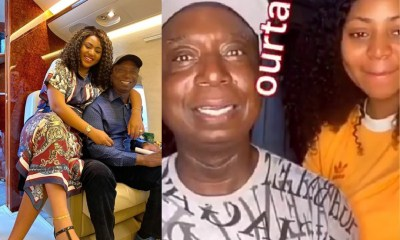 I would love to be with my wife, Regina Daniels in the labour room - Ned Nwoko says i would love to be with my wife, regina daniels in the labour room - ned nwoko says - 20200615 104221 1592214216044 - I would love to be with my wife, Regina Daniels in the labour room – Ned Nwoko says