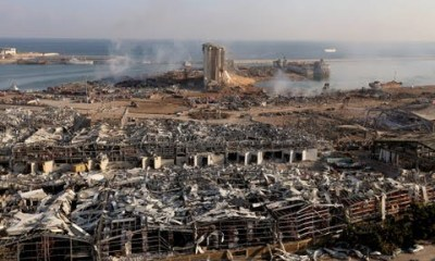 Beirut Explosion is The 3rd Largest Explosion in The World; See Top 5 the world's most powerful explosion - 5f2a96d6988ee3270c389433 - The World's Most Powerful Explosion; See Beirut Explosion Ranking