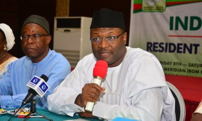 INEC Chairman Yakubu Mahmoud  - IMG 20200911 194018 - Opinion: I Stand With APC Senators, See Why Electronic Transmission Of Results Can't Work In Nigeria