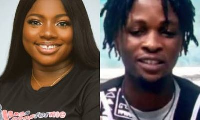 Bbnaija Prize Presentation: See What Dorathy said about Laycon during interview that got fans talking - images 2020 09 30T141301 - Bbnaija Prize Presentation: See What Dorathy said about Laycon during interview that got fans talking