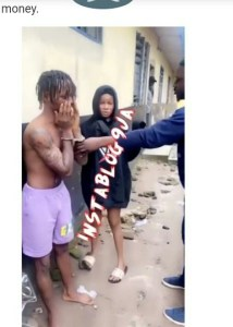 lady and boyfriend used juju for man who mistakenly sent n1million to her account, see how they're busted Lady and boyfriend Used Juju For Man Who Mistakenly Sent N1million To Her account, See How They're Busted 20201007 181906 1 214x300 lady and boyfriend used juju for man who mistakenly sent n1million to her account, see how they're busted Lady and boyfriend Used Juju For Man Who Mistakenly Sent N1million To Her account, See How They're Busted 20201007 181906 1
