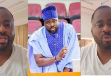"""I didn't mean to be insensitive, my emotions got the best of me""- Desmond Elliot apologizes to Nigerians over comment made"