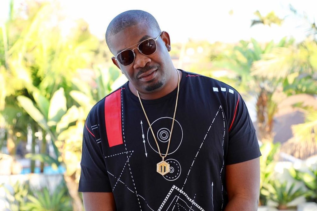 Don Jazzy don jazzy Don Jazzy to Police – Don't Spend any Money, End SWAT Now Don Jazzy 1