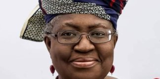Dr. Ngozi Okonjo-Iweala Receives Encomiums As She Poses to Become 1st Female DG of WTO