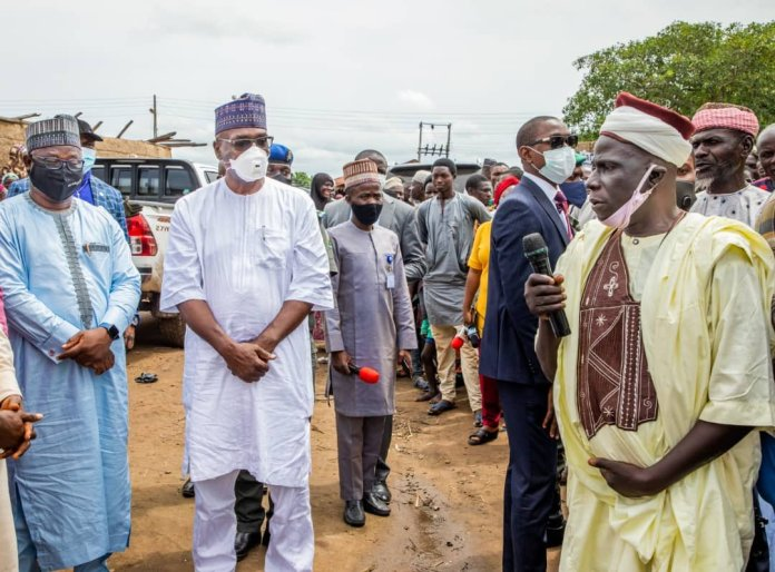 The Palliatives Stolen Were Meant For Flood Victims - Kwara State Governor the palliatives stolen were meant for flood victims - kwara state governor - IMG 20201023 220620 - The Palliatives Stolen Were Meant For Flood Victims – Kwara State Governor