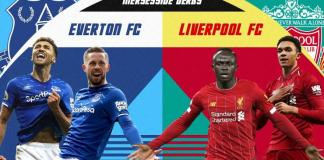 Everton vs Liverpool; See Predictions and Odds