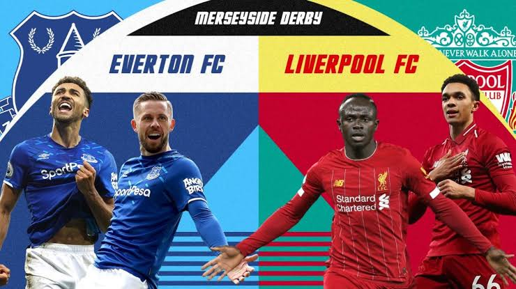 Everton vs Liverpool; See Predictions and Odds 5ominds