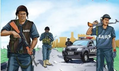 Once SARS Officers Received Praise From Nigerians: Here is The Reason sars officers - images 10 - SARS Officers Received Praise From Nigerians: Here is The Reason