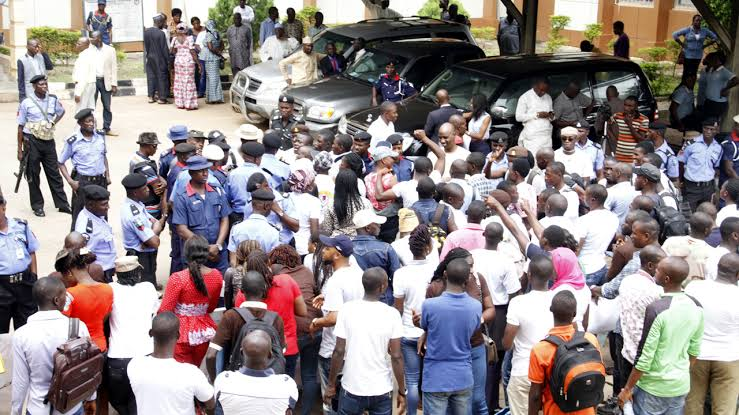 endsars EndSARS Gains Unbelievable Momentum As Nigerian Youths Prepare To Faceoff With Government images 2020 10 05T140543