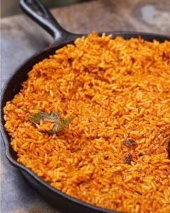 How to make Nigerian party Jollof rice  5ominds 5ominds