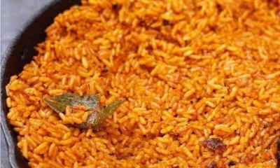 How to make Nigerian party Jollof rice how to make nigerian party jollof rice. - images 53 - How to make Nigerian party Jollof rice.