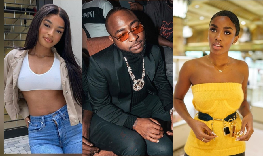 Davido gets caught in the middle as two British model drag each other on Twitter davido gets caught in the middle as two british model drag each other on twitter - 20201106 104218 1604655805147 - Davido gets caught in the middle as two British model drag each other on Twitter