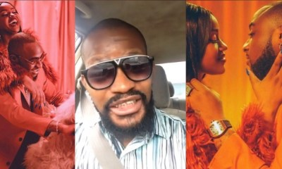 """""""Oga, no one is pressuring you to marry Chioma, it's the right thing to do""""- Uche Maduagwu blasts Davido """"oga, no one is pressuring you to marry chioma, it's the right thing to do""""- uche maduagwu blasts davido - 20201113 101258 1605259008978 - """"Oga, no one is pressuring you to marry Chioma, it's the right thing to do""""- Uche Maduagwu blasts Davido"""