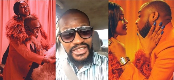 """oga, no one is pressuring you to marry chioma, it's the right thing to do""- uche maduagwu blasts davido - 20201113 101258 1605259008978 - ""Oga, no one is pressuring you to marry Chioma, it's the right thing to do""- Uche Maduagwu blasts Davido"
