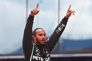 """Lewis Hamilton after winning Turkey GP sports - 20201115 160357 300x200 - Sports: """"He's the greatest sportsman ever in this country"""" -Ferdinand showers praise on Hamilton sports - 20201115 160357 - Sports: """"He's the greatest sportsman ever in this country"""" -Ferdinand showers praise on Hamilton"""