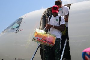 afcon - 20201116 164554 300x200 - AFCON: Super Eagles arrive Sierra Leone ahead of Tuesady tie with Leone Stars afcon - 20201116 164554 - AFCON: Super Eagles arrive Sierra Leone ahead of Tuesady tie with Leone Stars