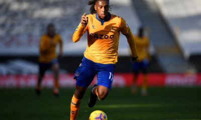 Alex Iwobi against Fulham photos - 20201124 010151 - Photos:Alex Iwobi sends strong signal to police against brutality in Nigeria