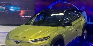 Hyundai-Kona: First locally-assembled Electric Car In Nigeria