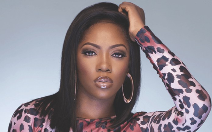 TIWA SAVAGE tiwa savage - TIWA SAVAGE - Tiwa Savage: I once Begged Banky W to Sign Me