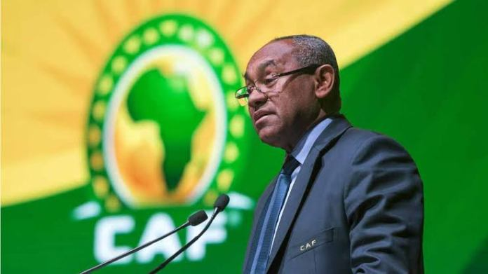 Just In: FIFA Bans CAF President Ahmad For Corruption and Misappropriation of Funds auto draft - images 71 - Just In: FIFA Bans CAF President Ahmad For Misappropriation of Funds