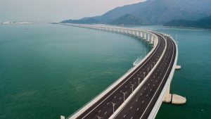 Longest Sea Bridge in The World Built By China Cost $16.8bn longest sea bridge - p06pm3dz 300x169 - Longest Sea Bridge in The World Built By China Cost $16.8bn longest sea bridge - p06pm3dz - Longest Sea Bridge in The World Built By China Cost $16.8bn