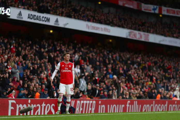 Ozil reveal admiration for Arsenal transfer: ozil breaks silence on move to fenerbahce - 20201208 074048 - Transfer: Ozil breaks silence on move to Fenerbahce