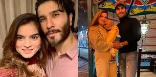 Feroz Khan and Alizey alizey - 22 - Goodness! Feroze Khan and spouse Alizey additionally Separated when 2 Years Of Marriage?