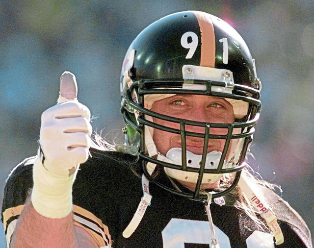 Kevin Greene steelers - 3354232 web1 AP934259602166 - Steelers Players are Sad at Death of Kevin Greene