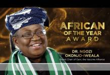 Forbes African Of The Year: Okonjo Iweala Emerges Winner